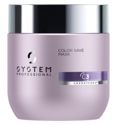 COLOR SAVE MASK C3  400 ml PROTEZIONE DEL COLORE System Professional