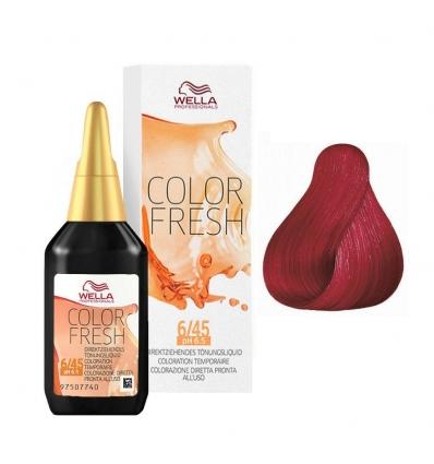Color fresh tintura per capelli  6/45