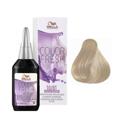 Color fresh tintura per capelli  10/81